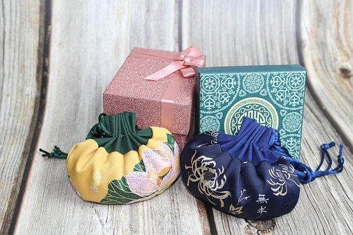 China, China Wind, Sachet, Dragon Boat Festival, Gifts
