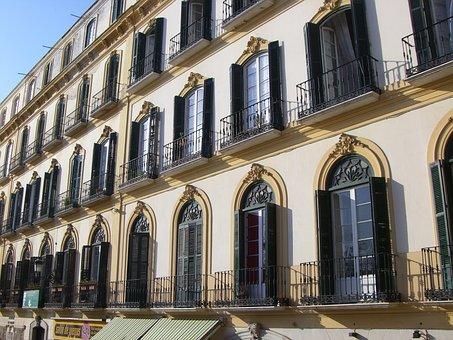 Spain, Malaga, Sea, Andalusia, Landscape, Vacations