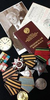 Immortal Regiment, Ribbon Of Saint George, 9maâ