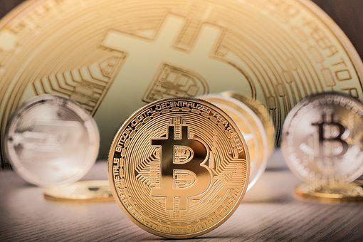 Coin, Silver, Gold, Currency, Bitcoin, Etherum