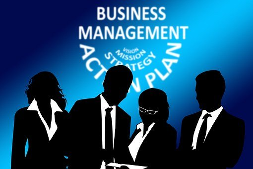 Businessmen, Competence, Experience, Flexibility