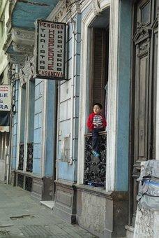 Child, Window, Road, House, Door, Shield, Music, Human