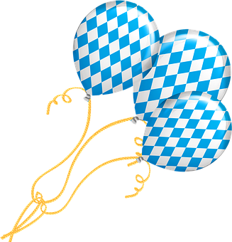 Balloons, Oktoberfest, Blumenau, Decoration, German