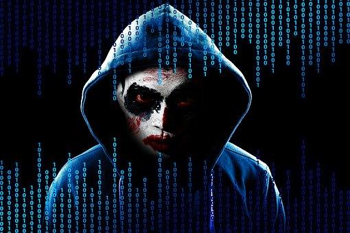 Hacker, Attack, Mask, Binary, One, Cyber, Crime