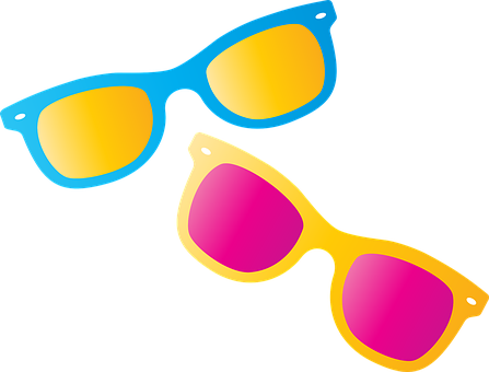 Sunglasses, 1980's, 80s, Eighties, Mullet, Boombox