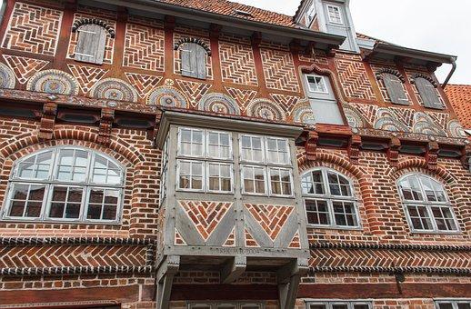 Lüneburg, Historic Center, City, Hanseatic City
