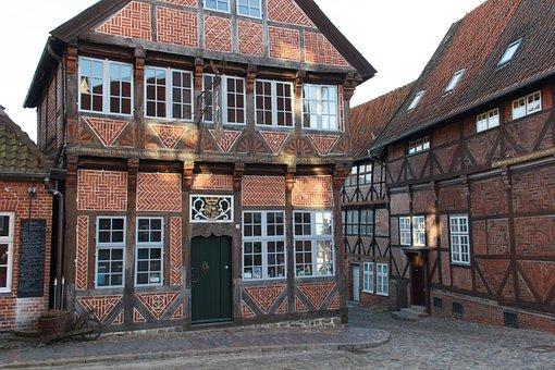 Historic Center, House, Truss, Fachwerkhaus, Museum