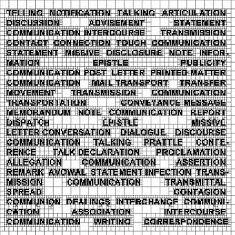 Font, Words, Share, Split, Divided, Communication