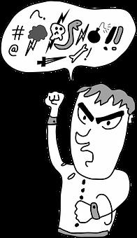 Swearing, Profanity, Cursing, Curse