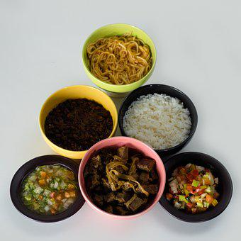 Lunch, Restaurant, Kitchen, Tableset, Plate, Food, Fish