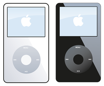 Ipod, Apple, Music, Media, Electronics, Audio, Players