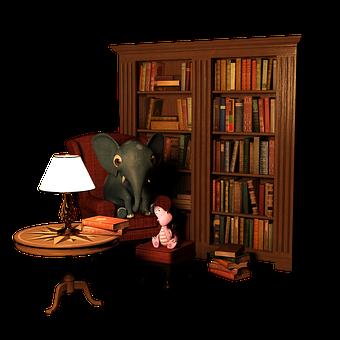 Books, Library, Literature, Old Book, Antiquariat