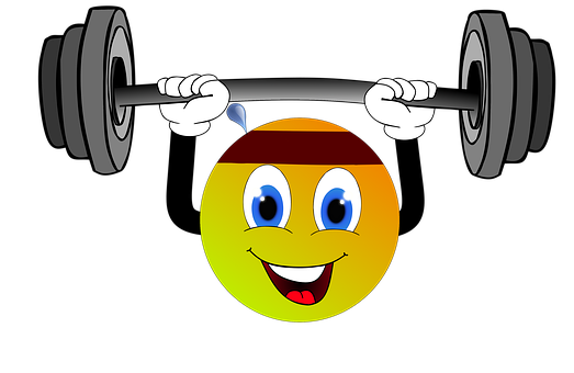 Sport, Weight Lifting, Weight, Dumbbell