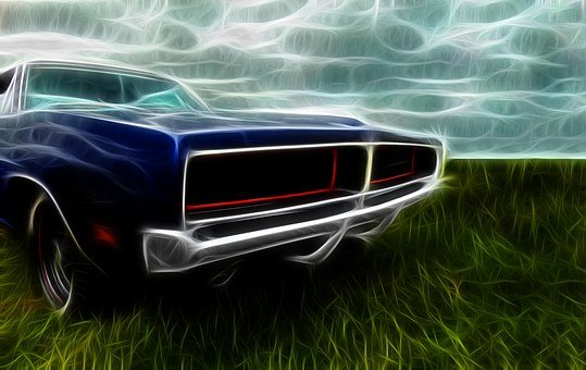 Dodge Charger, American Car, Car, Collector's Car