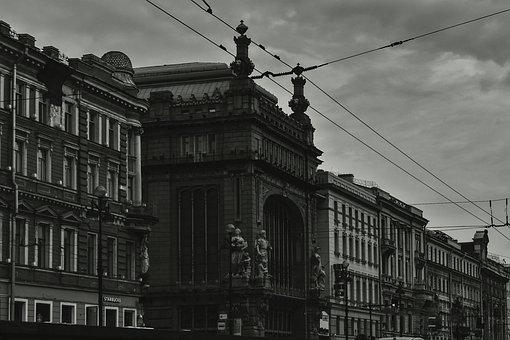 Black-White, Place, Sight