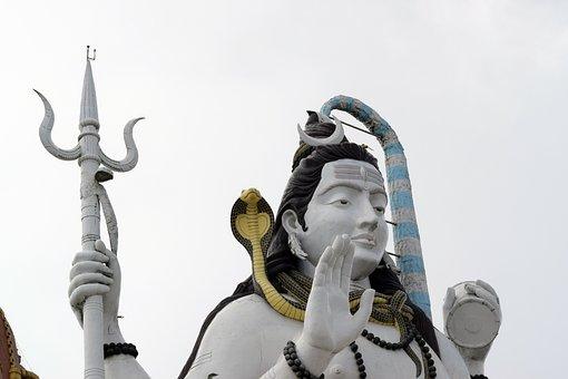 Shiva, Lord, Hindu, Krishna, God, Religion, India