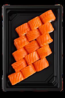 Sushi, Rolls, Philadelphia