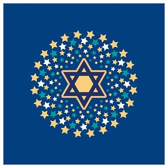 Happy Hanukkah, Starry Sky, New Topstar2020