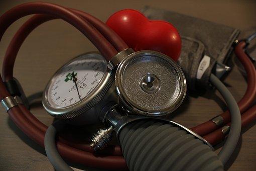 Blood Pressure, Hypertension, Heart, Doctor, Medicine