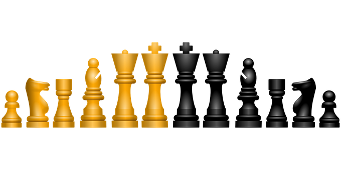 Chess, Figures, Game, Play, Strategy, Chess Game, White