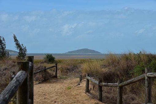 Beach, Tropical, Sand, Sea, Ocean, Travel, Relax