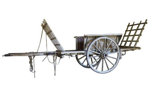 Wagon, Transport, Old, Carriage