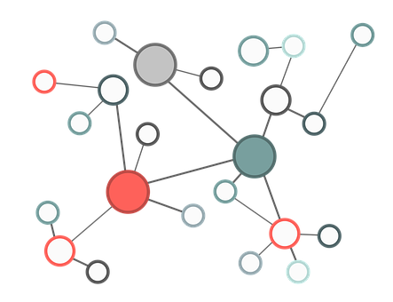Network, Connection, Communication, Information