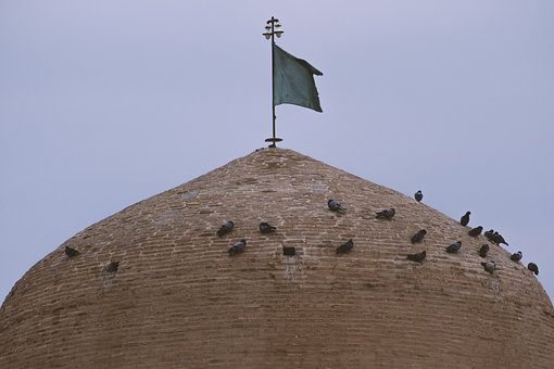 Agha Bozorg Mosque, Dome, Details Architecture