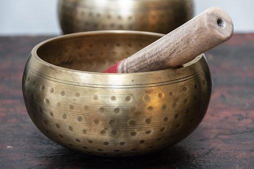 Tibetan Bell, Buddhist, Sound, Meditation, Zen