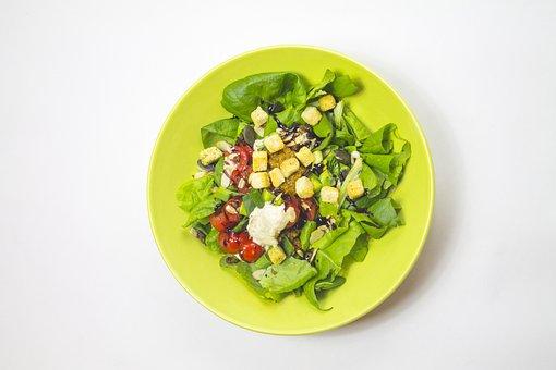 Salad, Cherry Tomato, Tomato, Tomatoes, Vinegar