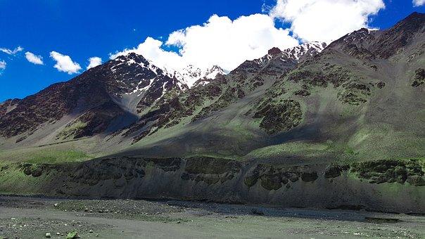 Sunday, Mountain, Sky, Nature, Mountains, Tour, More