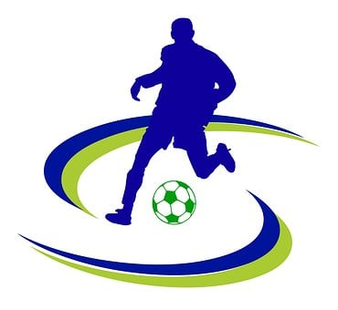 Soccer, Sport, Icon, Logo, Design, Football, Ball