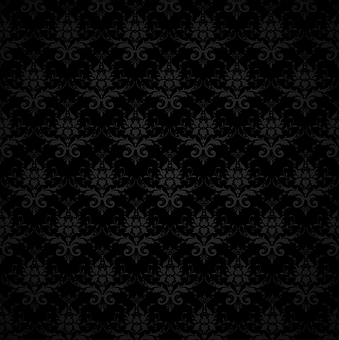 Retro, Classic, Leafy, Leaves, Vines, Floral, Damask