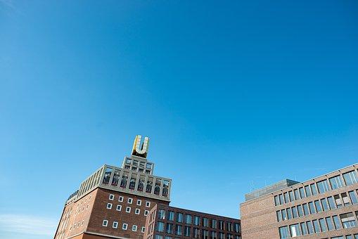 Dortmund U, Dortmund, Landmark, Brewery, Architecture