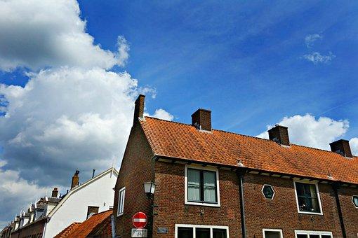 House, Dutch House, Building, Architecture