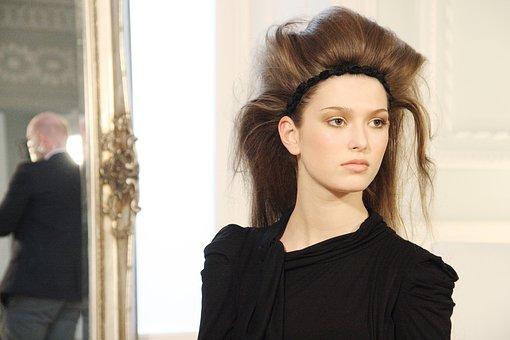 Hair, Hairshow, Model, Event, Fashion, Woman, Trendy