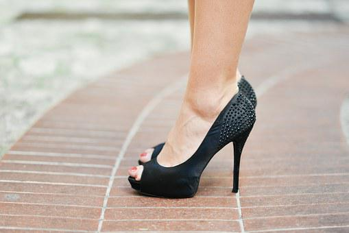Fashion, Shoes, High, Heels, Style, Footwear, Female