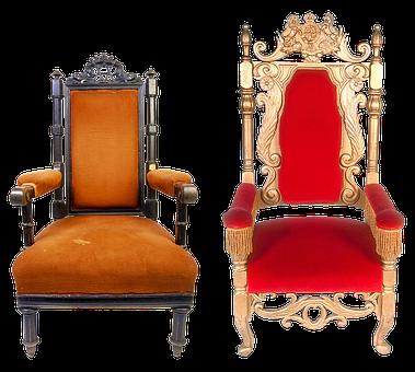 Armchair, Chair, Furniture, Seat, Empire, Interior