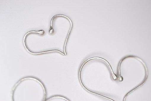 Jewelry, Earrings, Artful, Fashion, Glamour, Jewellery