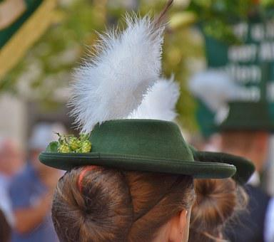 Woman, Head, Hat, Hair, Hairstyle, Human, Silhouette