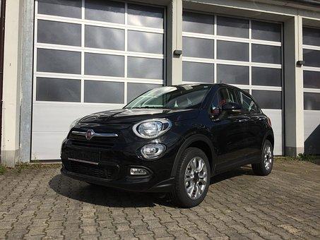 Fiat, 500x, Jeep, Crossover, Offroad, Mini, Suv, City