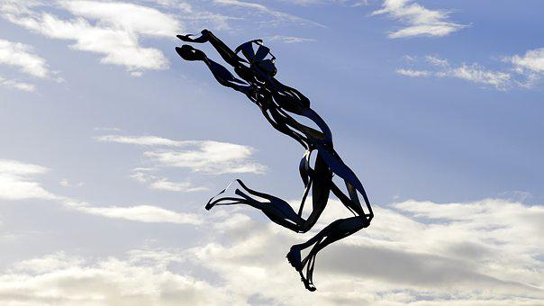 Sculpture, Sky, Landmark, Architecture, Statue
