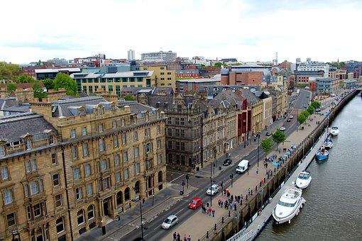 Newcastle, England, Newcastle Upon Tyne, Architecture
