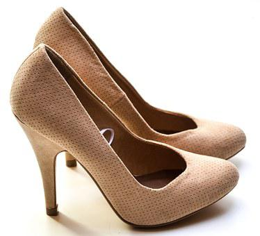 High Heels, Shoes, Nude, Heel, Footwear, Female, Style