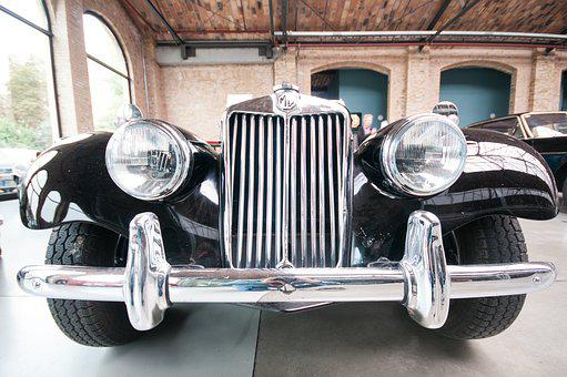 Car, Classic, Old, Classic Cars, Vintage