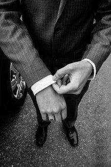 Man, Suit, Male, Business, Man In Suit, Portrait, Young
