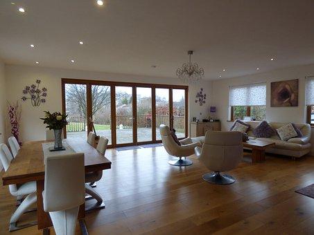 Living Room, Furniture, Doors, Room, Interior