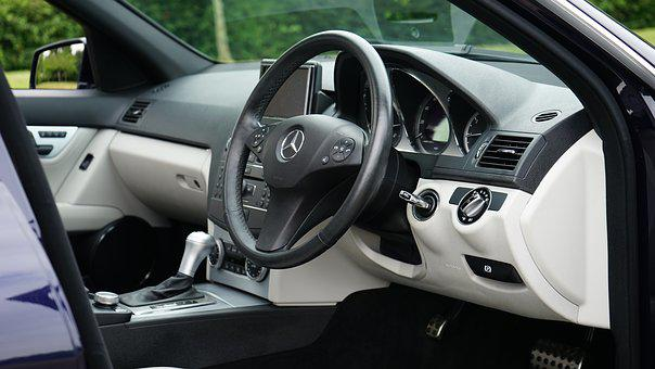 Car, Steering Wheel, Steering, Wheel, Driving, Vehicle