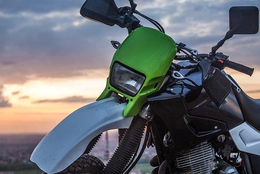 Motorcycle, Enduro, Motocross, Sports, Motorcycling