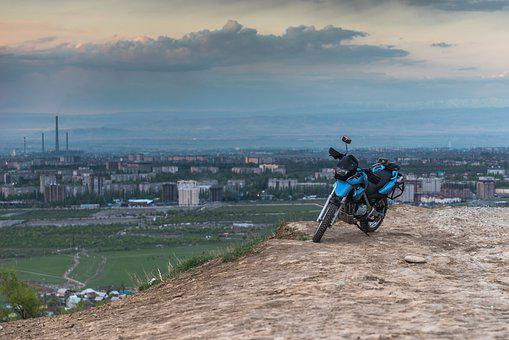Motorcycle, Enduro, Motocross, Sports, Motorcycling